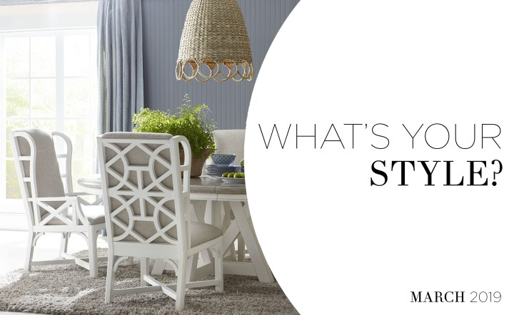 WYS: March New Furniture Arrivals