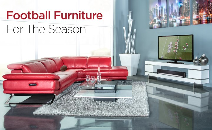 Football Furniture for the Season