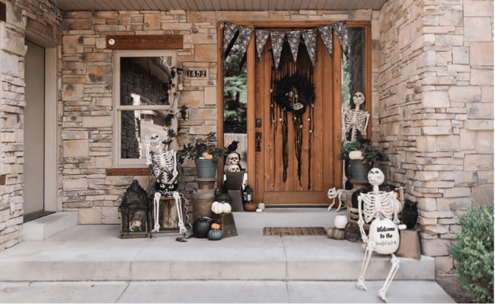 Spook Up Your Home With Our Top 5 Halloween Front Porch Ideas
