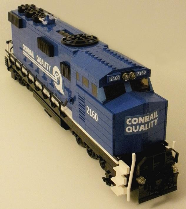CSX_SD60i, por marnoam82