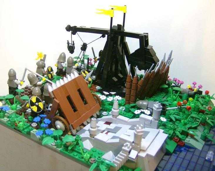Asedio Elenaï, por DNL