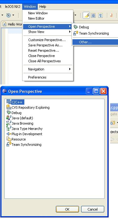 Instalando OpenCV: EclipseC++2