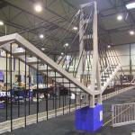puentes gigantes con LEGO