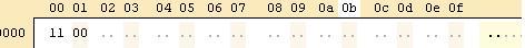 ficheros en robotcC: hex5