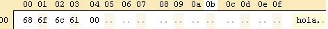 ficheros en robotcC: hex6