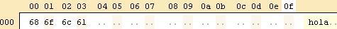 ficheros en robotcC: hex7