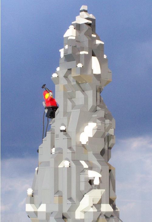 Escalada, realizado por Noddy