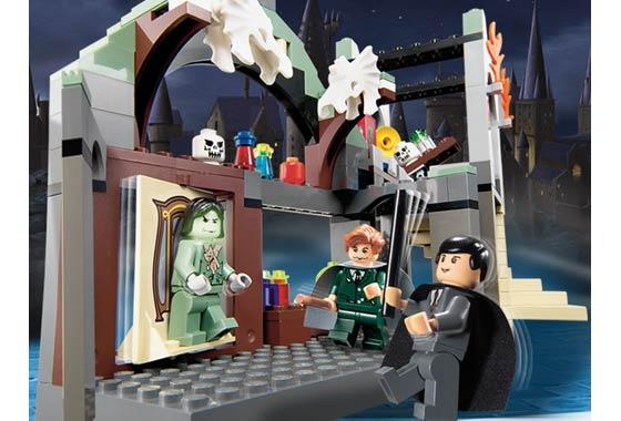 4752-1 Professor Lupin's Classroom