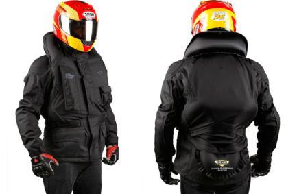 lego airbag: airbag moto