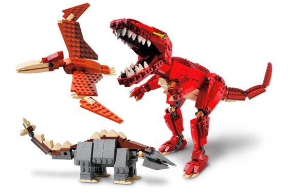 Animales Prehistoricos LEGO