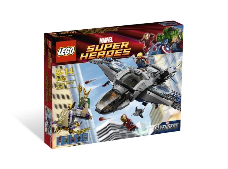 lego 6869 super heroes