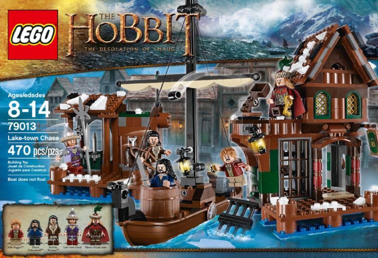 el hobbit lego 79013