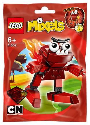 Lego Mixels: Zorch