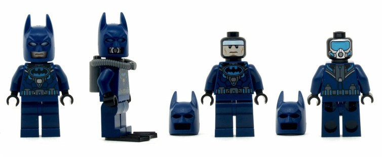 electricbricks 76010 figura Batman