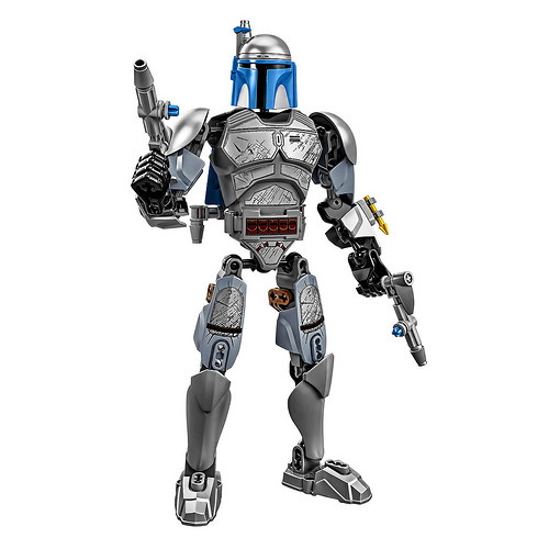 LEGO Star Wars Constraction Buildable Figures_jango_fett