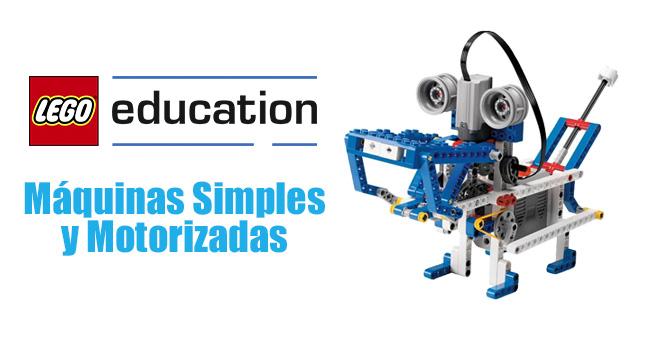 Maquinas Simples y Motorizadas