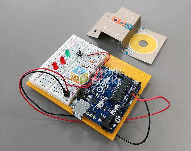 Protoboard de Arduino Education