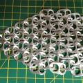 48) Made Pop Tab Chainmail #NewThingEveryDay