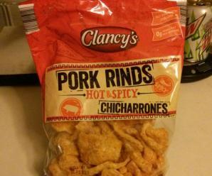 40) Tried Pork Rinds #NewThingEveryDay