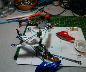 38) Replaced the Battery in My Mini-Helicopter #NewThingEveryDay