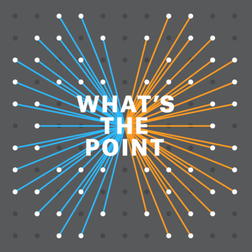 44) Listened to What's The Point Podcast from FiveThirtyEight #NewThingEveryDay