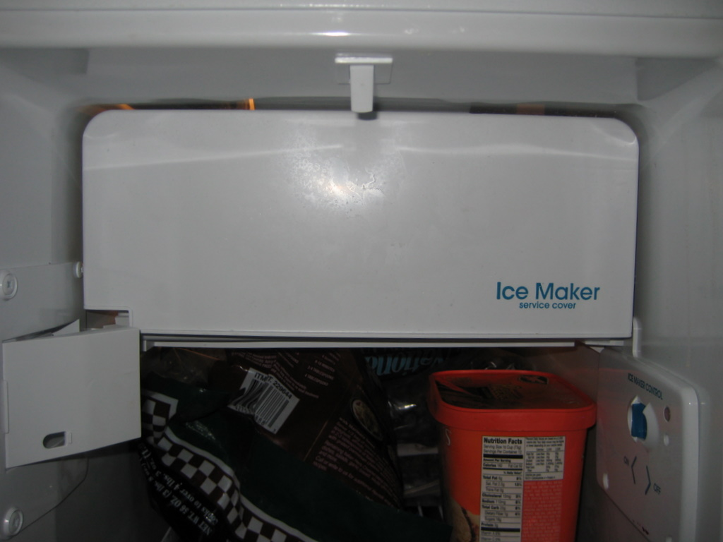 Fixing the Ice Maker