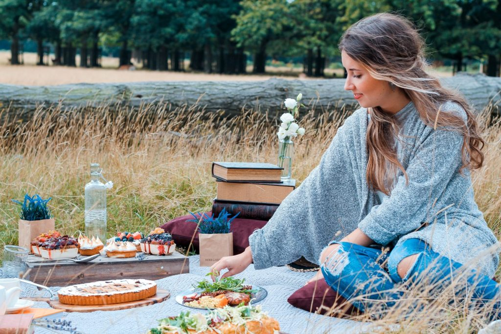 picnic pe patura