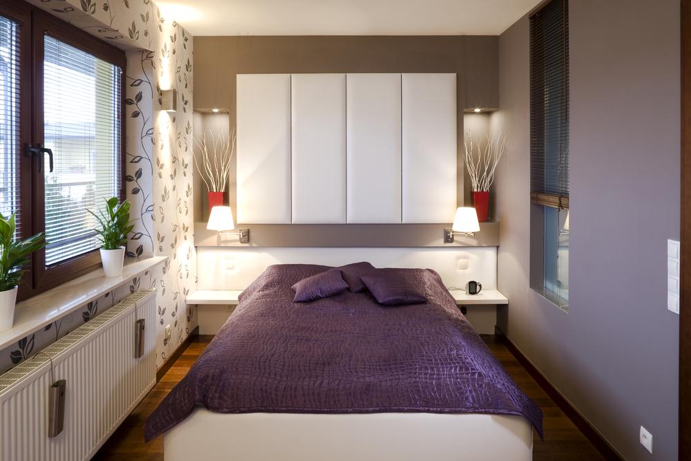 culori pentru dormitorul de mici dimensiuni