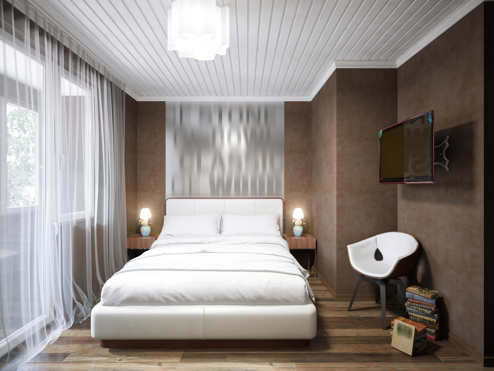 nuante potrivite dormitorului mic