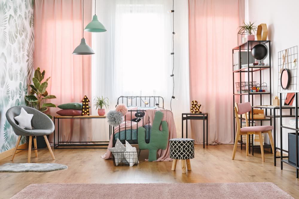 culori dormitor patrat