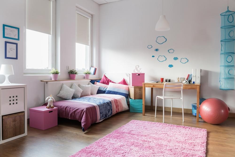 dormitorul pentru adolescenti