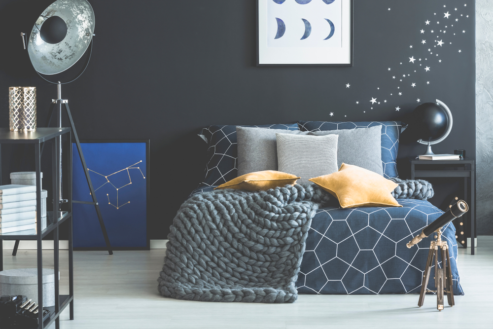 idei pentru amenajarea unui dormitor pentru adolescenti