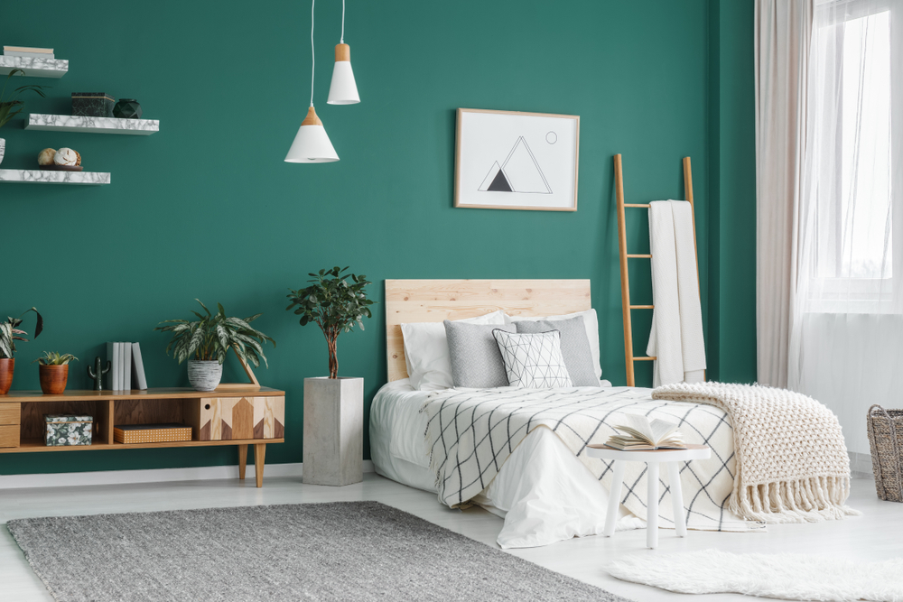 cum alegi culorile din dormitor