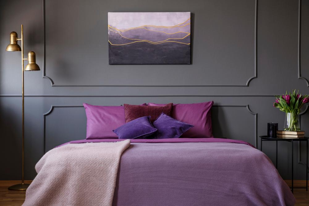 dormitorul pentru cuplu