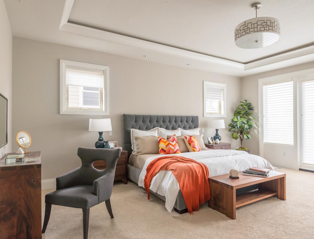 cromatica pentru un dormitor mare