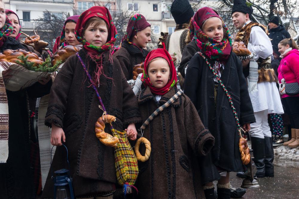 obiceiuri si traditii de Craciun din Maramures