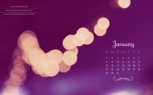 Digital Wallpaper Desktop Ipad & Iphone Calendars