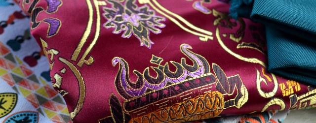 Fabrics from Hong Kong
