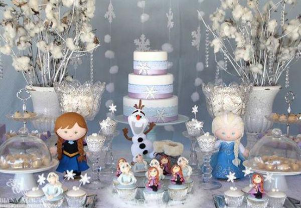 mesa5 Festa Frozen
