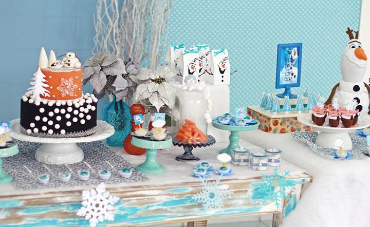 mesa7 Festa Frozen