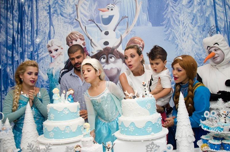 2 Festa em dose dupla Frozen 2