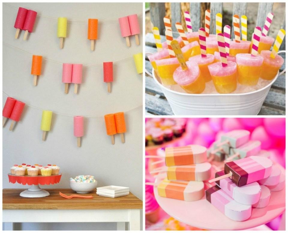 Decoração-de-festa-tema-Picolé-em-Popsicle-themed-party