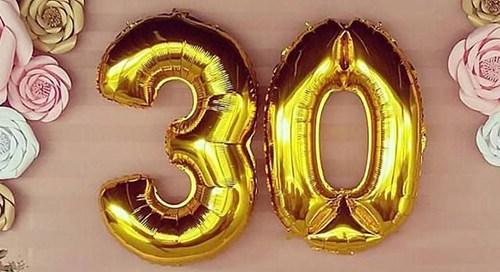 Festa 30 Anos