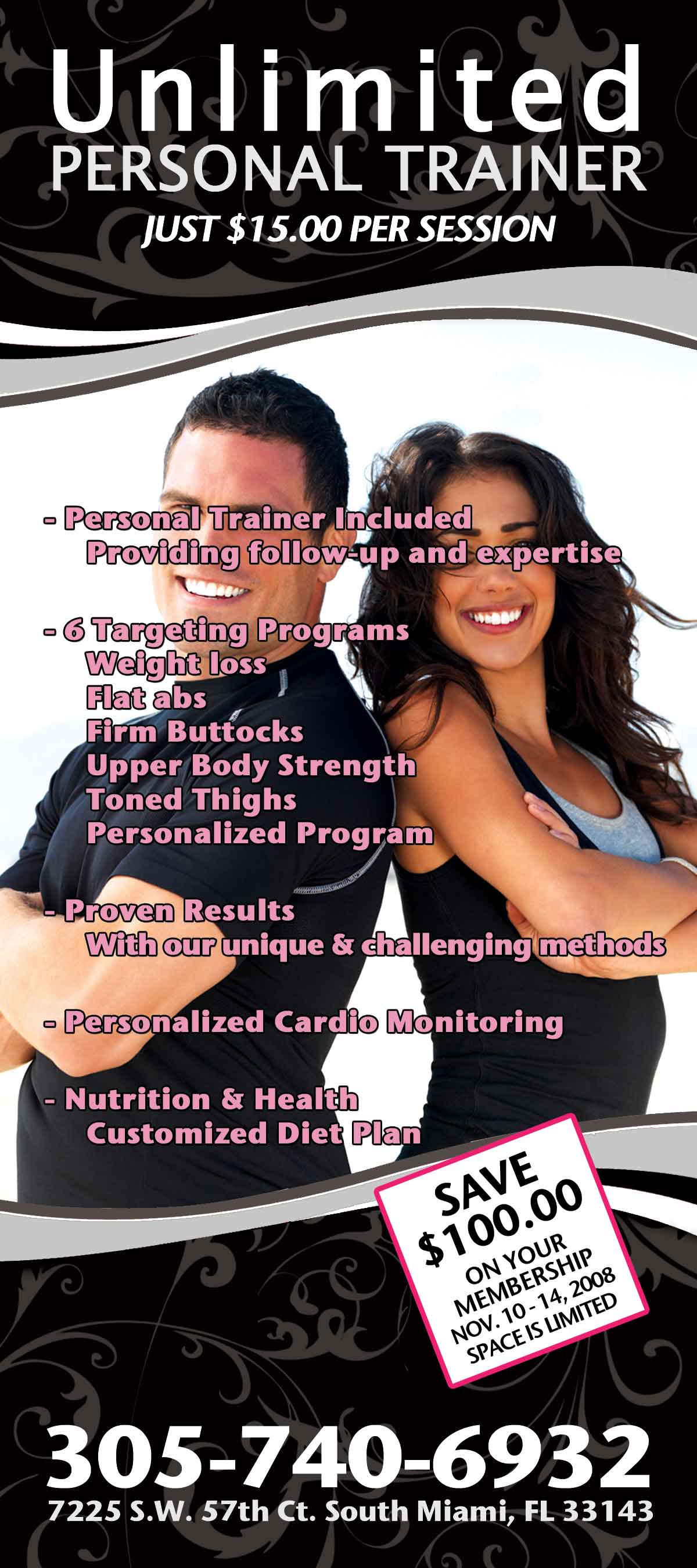 Marketing For Personal Trainers Elite Flyers
