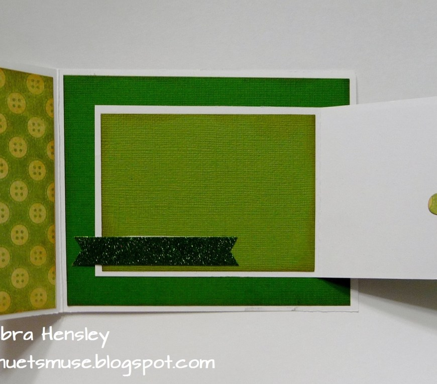 shamrock joyfold open2