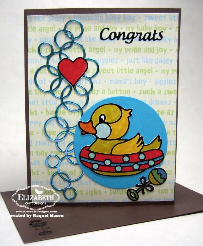 ECD DC April Baby duck