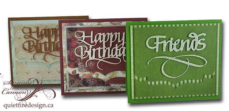 Split Panel Cards by Suzanne Cannon