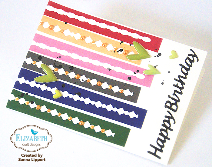 Quick birthday cards these cards are so much fun to make and very fast and easy to create just imagine the variations you could create by changing the card base colors bookmarktalkfo Choice Image
