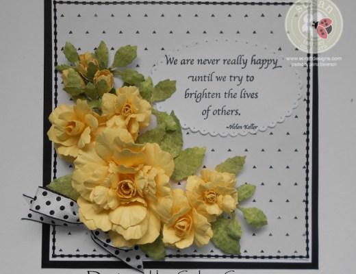 Yellow Roses by Selma Stevenson