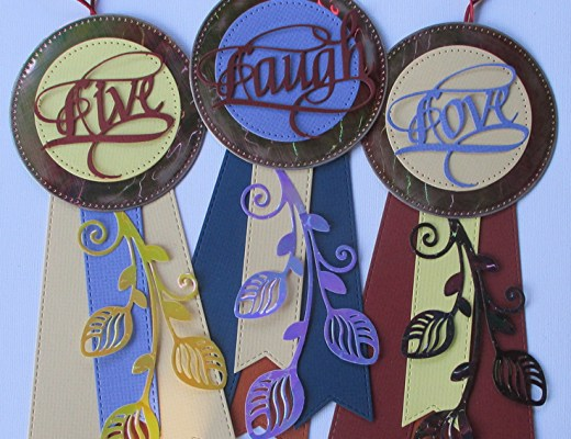 Celebration and Award Ribbons by Judi
